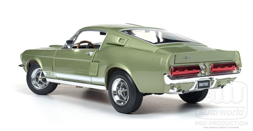 Model Cars 1967 Ford Mustang Shelby Gt500