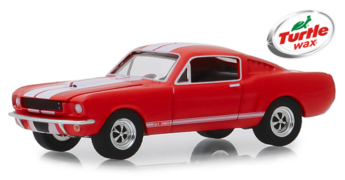 greenlight-gl30072-1965-ford-mustang-shelby-gt350-turtle-wax-1-64