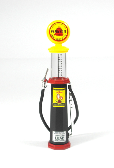 lucky-diecast-road-signature-98792-cylinder-gas-pump-pennzoil-1-18