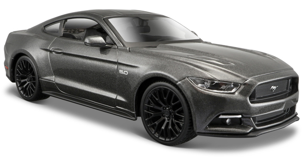 Model Cars 2015 Ford Mustang Gt