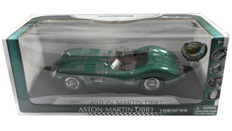 Model Cars 1959 Aston Martin Dbr1